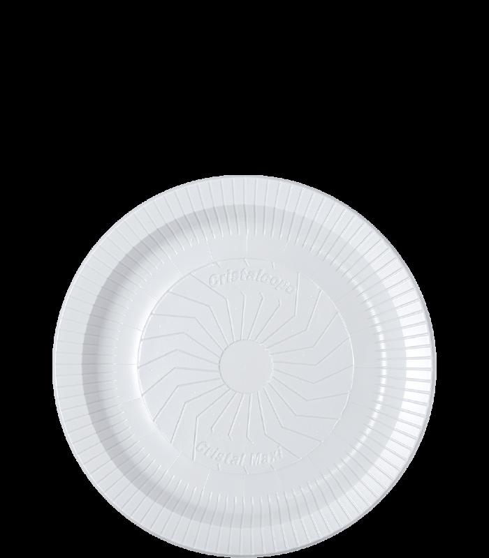 21cm – Raso -Branco