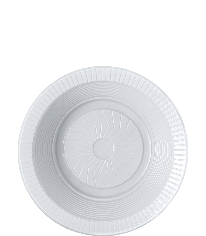 15cm – Fundo – Branco