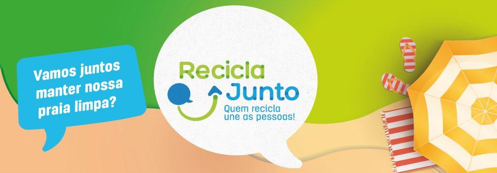 Balneário Rincão recebe o projeto Recicla Junto!