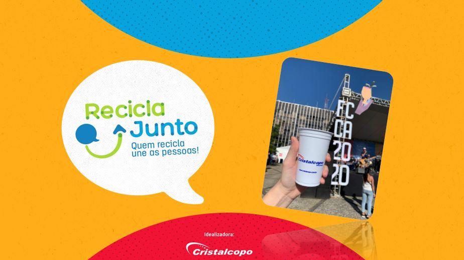Recicla Junto no Festival da Cultura Cervejeira Artesanal 2020!